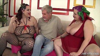 Eliza dushku strip tease Bbws eliza allure and jordan luxx share a cock