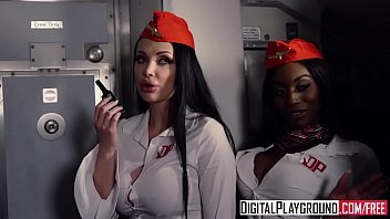 Flying midgets Digitalplayground - fly girls final payload scene 2 aletta ocean, nicolette shea, axel aces, ryan ryder