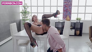 COCK ADDICTION 4K | Fucking my young Latin boss with a giant cock Alberto Blanco | FOR WOMEN focused on the boy |