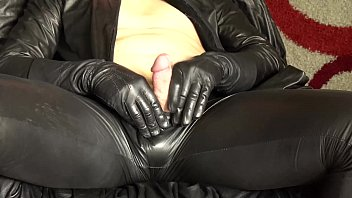 Jerk in thin soft leathers