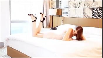 ❤️好透明的短裙睡衣,亮點了 [HD, 1280x720]