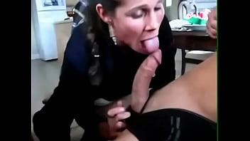 Fuck moms around anal