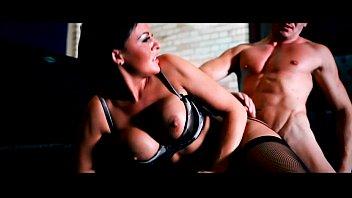 DaringSex Big Boobs Babe In Lingerie Pleasured By Hot Jock