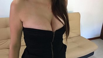 Brother seduces step sister in black dress pornhub video