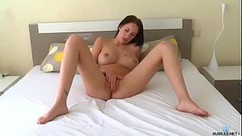 Agatha beautiful natural tits
