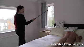 Not Finished Yet! - Gorgeous Goddess Sophia and Painful Whipping