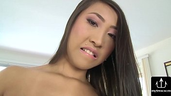 Asian babe bj Suck it dry 10 sharon lee - hot asian milf pov blowjob