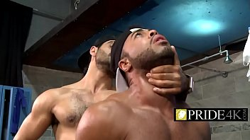 Horny twink pounded by his friend