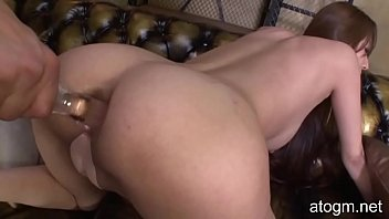 Uncensored! No Mosaic! Hot Japanese Girl Gets A Big Glass Dildo In Her Asshole! Hard Anal Orgasms! Best Part Of Her! (#3 Part 7) (Atogm.net)