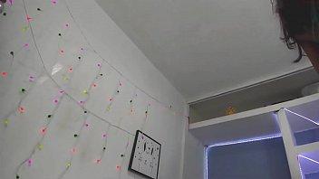Webcam girl show