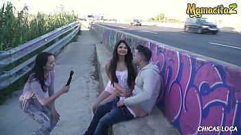 MAMACITAZ - Hot Outdoor Fuck With Crazy Peruvian Teen Nikol Vorschaubild