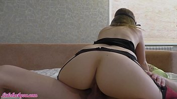 Horny Girl Masturbate and Hardcore Cowgirl Big Dick Lover - 69