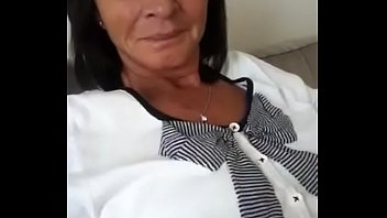 Señora tetona