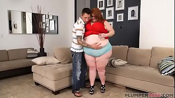 Huge Ass Ssbbw Julie Ginger Fucks Hubby's Friend