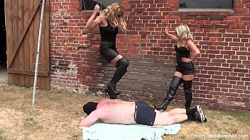 I Think We Broke Him - Merciless Goddesses Miss Suzanna Maxwell and Miss Courtney
