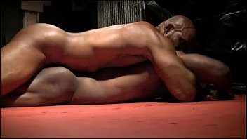 black naked wresle two