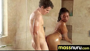slippery massage with happy end 26