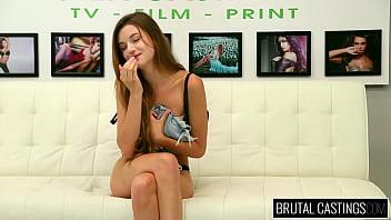 Teen babe fucked like a bitch pornhub video