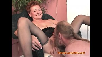 Bi-Granny Sucks, Fucks and Wants Her Pussy Licked