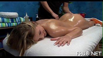 Erotic body massage