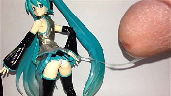 Figure four hardcore Miku2.0 bukkake