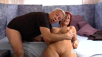 Euro Sex Trip: Dieter Von Stein Seduces Redhead Crazy German Slut Jolyne Joy Into A Rough Hard Fuck In The Sex Van By Reinhard With A Cumshot In Her outdoor cum-in-mouth