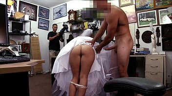 Stripper shoe store - Xxx pawn - bitter bride fucks pawn shop owner after the groom cheats