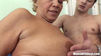 Granny fingers boys ass - Young souled granny sucking and fucking hard cock