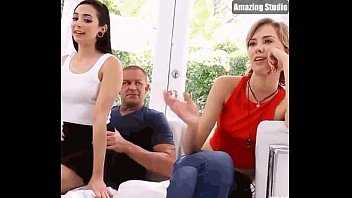 Daughter enjoys her father's dick
