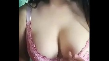 Image: Desi indian Girl Kajal playing with her boobs