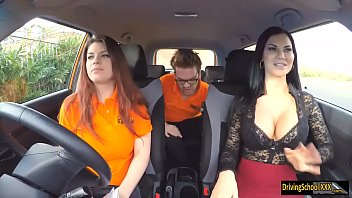Mens high sex drive during pregnancy Lucia threesome during her driving test