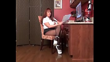 Best Mom Secretary Huge Tits Heels  POV. See pt2 at goddessheelsonline.co.uk