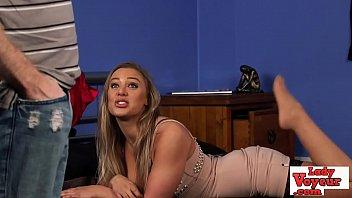 Gorgeous voyeur british babe writhing sexily thumbnail