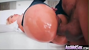 Movie stars with porno Luna star slut girl with big oiled butt get hard anal sex movie-21