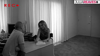 Blonde Maria Wants The Job And Has To Fuck First