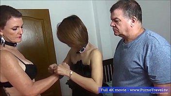Traveling sluts The training of slut wife