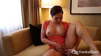 Yanks Yasmin'_s Hot Backdoor Fingering Action