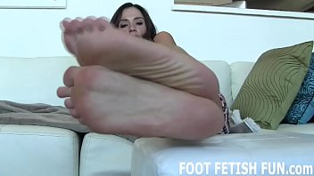 Are my soft bare feet getting you excited