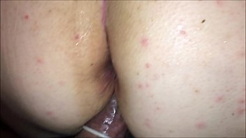 Brutal wrong hole anal pops out of pussy and push all the way in fucking her tight asshole raw balls deep crying in pain