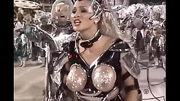 Carnaval samba queen asian - Lívia andrade 2009 gaviões da fiel