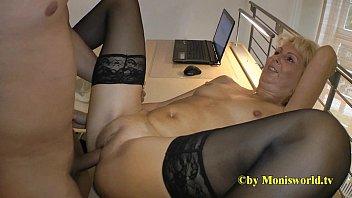Mature amature german porn Monisworld bürogehilfe spritzt in meinen mund