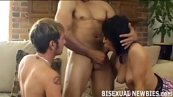 Symptoms of a bisexual man - Having a bisexual threesome is the best of both worlds