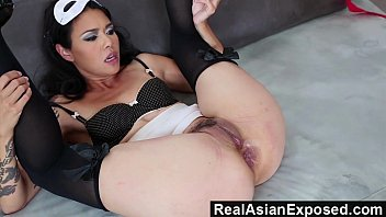 RealAsianExposed - Dana Vespoli really wants her butt hole taken care of