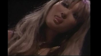 SUPER RARE Kasha Part 1 - Bashful Blonde from Beautiful Bendover, only scene with her bigger tits