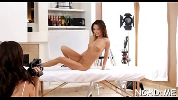 Diminutive Nubile Cowgirl Has An Astounding Casting Session PornHD
