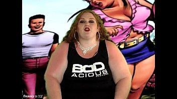 bbw and ssbbw magazine bodacious