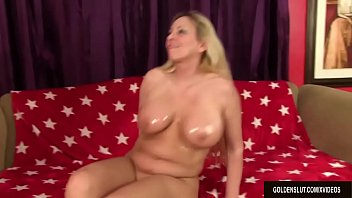 Older woman Cala Craves fucked hard