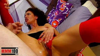 Spanish Mature Slut zazel paradise fucked very hard
