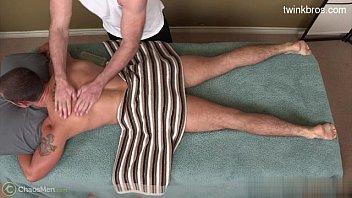 Muscle stepfather bondage anal