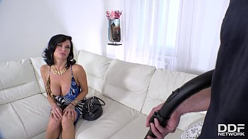 nora fatehi nude: Squirting milf veronica avluv lets handyman fuck her big tits and wet pussy thumbnail